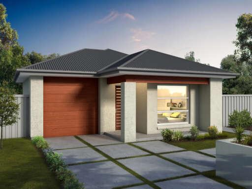 Enfield, Lot 54 Coles Street, (Northridge) - Sicily Deluxe (split Design)
