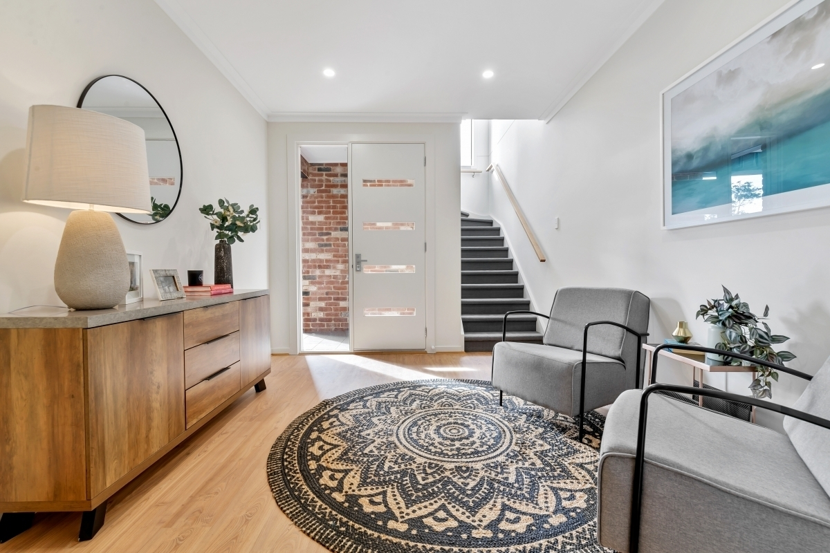 Townhouses on sale at Enfield